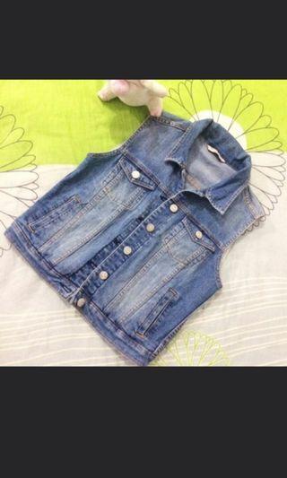 Denim Jacket / Vest Jeans