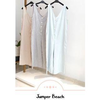 Jumper beach (gray & krem)