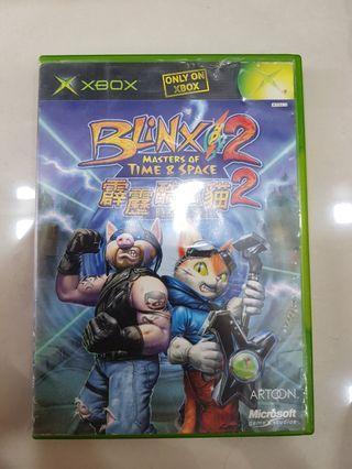Xbox Games Blinx 2