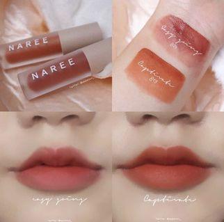 Naree - Velvet Matte Creamy Lipcolor
