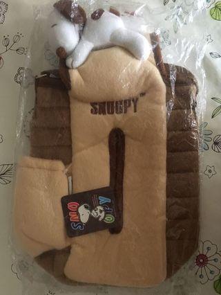 Snoopy 紙巾套(可掛)