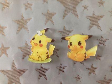 Pikachu Acrylic Resin