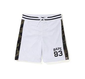 Bape Basketball Shorts