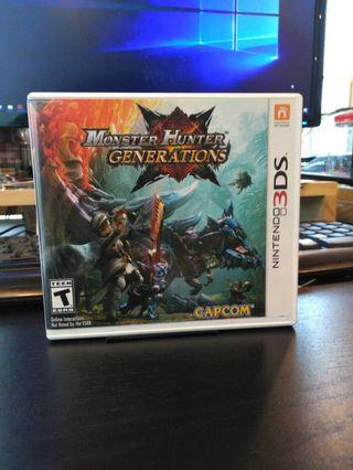 Monster Hunter Generations (us)