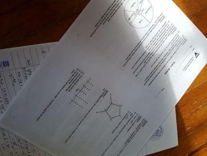 Nan Hua Math Revision paper