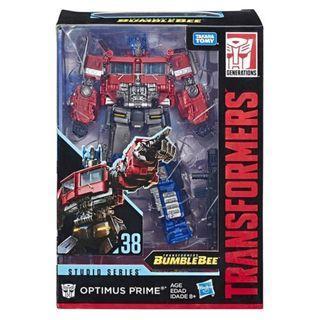 全新 變形金剛 Studio series SS38 Optimus Prime 柯柏文