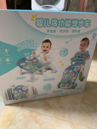 嬰兒多功能學步車 6個月以上 必備
