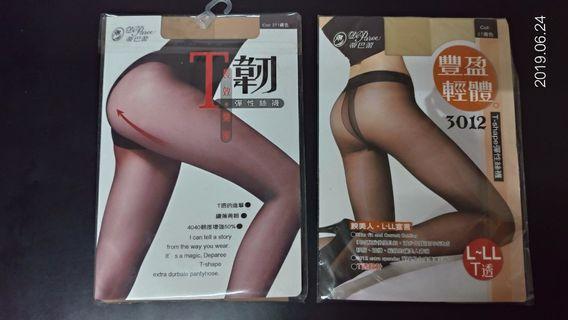 🚚 👠蒂巴蕾T韌長效菁韌彈性絲襪-膚