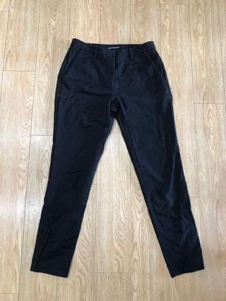 Country road size 4 mid rise office worker pants