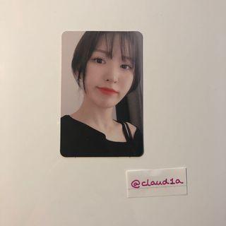 WTT Red Velvet The ReVe Festival Day 1 Official Wendy Photocard