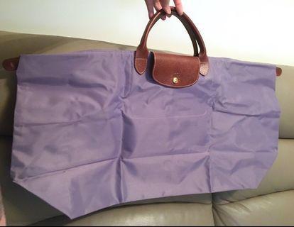 絕版款 Longchamp XXL Travel Bag