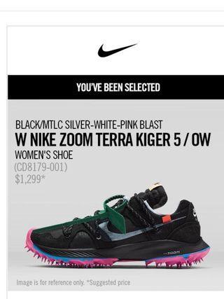 Nike Zoom Terra Kiger 5/ OW US8