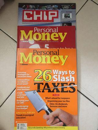 Personal Money, Newsweek, Chip