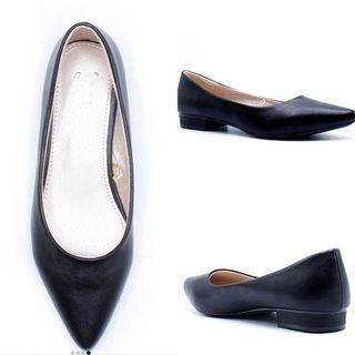 Ballerina Pointy Shoes