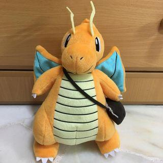 Nintendo Dragonite Plushie
