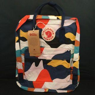 Fjallraven Kanken Art Summer Landscape Backpack