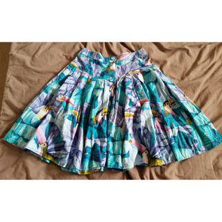 Toucan Skirt