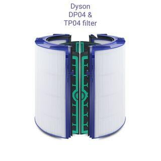 Dyson Pure Cool filter DP04 & TP04代用濾芯