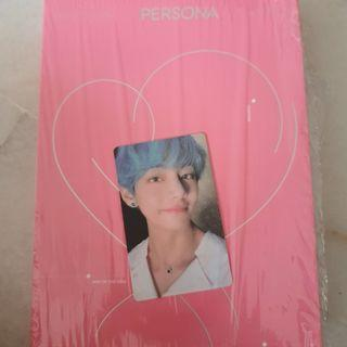🚚 TAEHYUNG VER 3 BTS MAP OF THE SOUL : PERSONA INSTOCK PHOTOCARD