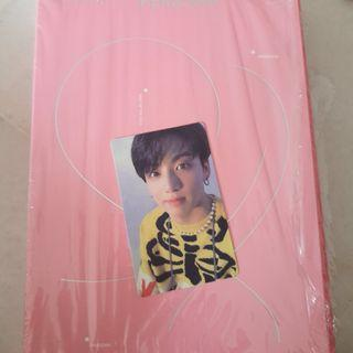 🚚 JUNGKOOK VER 4 PHOTOCARD BTS MAP OF THE SOUL : PERSONA INSTOCK