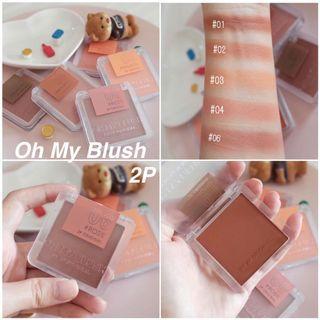 2P - Oh My Blush