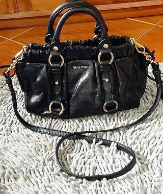 Miu miu two way bag