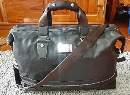 Bally travel bag