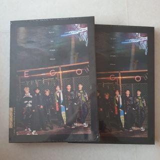 SEALED B.A.P EGO 8TH SINGLE ALBUM INSTOCK
