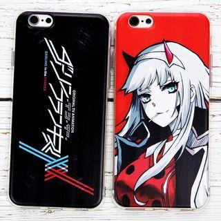 Darling In The FranXX Iphone Cases