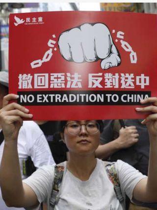 🚚 今日香港明日台灣,買一個人民覺醒
