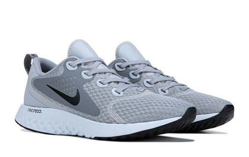 9eec8fe79557a Nike Men's Legend React Running Shoe, Wolf Grey/BlacK/Cool Grey/Pure