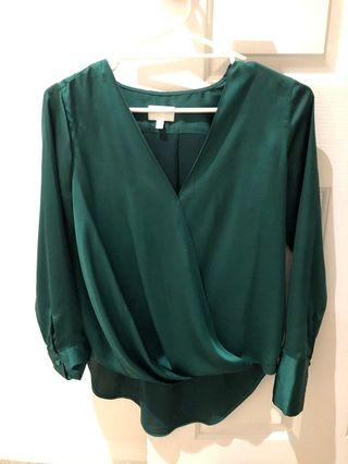 Witchery Silky Blouse