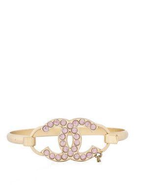 [保證真品]Chanel 香奈兒雙C手環