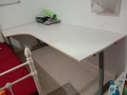 Ikea galant study table