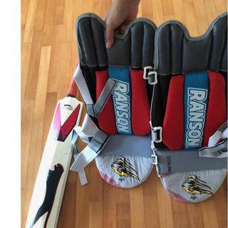 NEW Cricket gear for KIDS