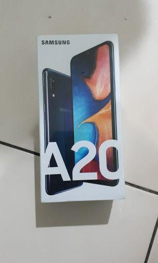 Samsung A20 Brand New in Box