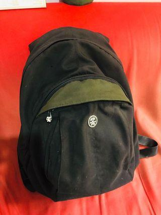 "Crumpler ""the customary barge"" laptop camera bag"