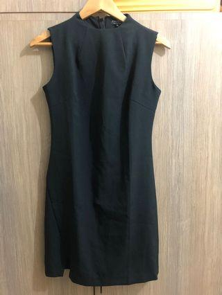Zalora little black dress