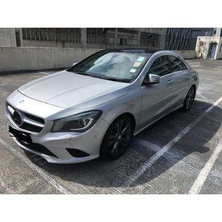 MERCEDES-BENZ CLA200 2013