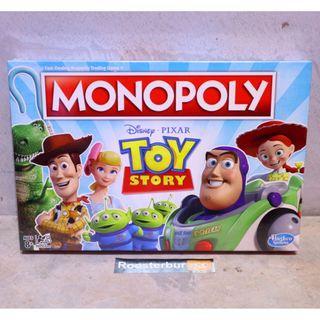 「Toy Story Disney Pixar 玩具總動員 迪士尼 大富翁 桌遊 @公雞漢堡」