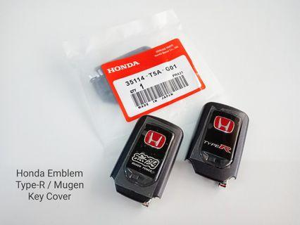 HONDA TYPE-R MUGEN POWER KEY BACK COVER