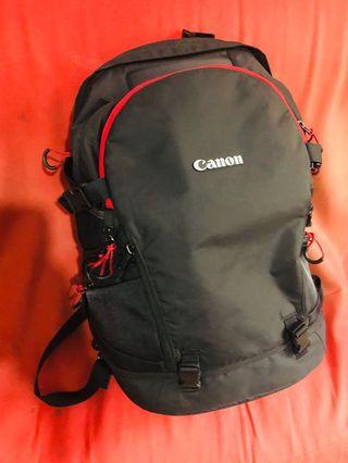Canon Camera laptop backpack