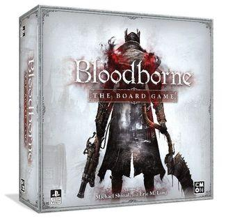CMON Bloodborne the boardgame