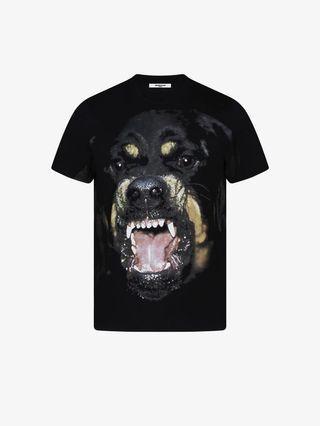 givenchy rottweiler tshirt