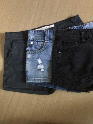 🚚 Shorts