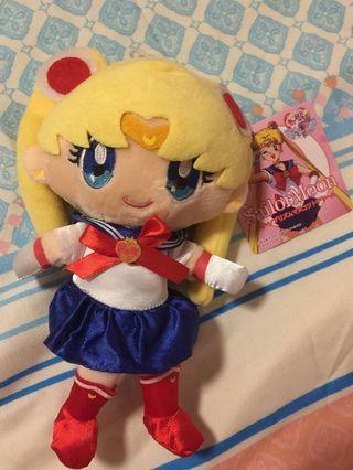 美少女戰士公仔 (Sailor Moon & Princess Usagi Small Lady Serenity)