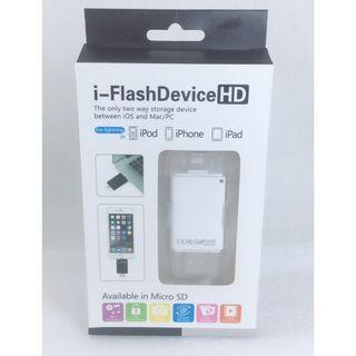 i-Flash Device HD隨身讀卡