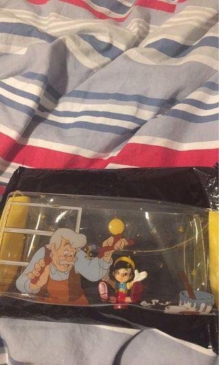 7-11 Disney Pinocchio Set (can be Bought Separately)