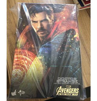 Doctor Strange 1/6th Avengers Infinity War collectible figure MMS484 Hot Toys