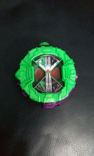 放ZIO  W  DX  Watch